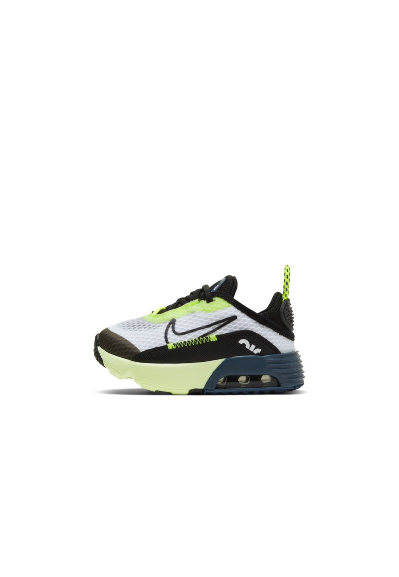 Nike Sportswear - AIR MAX 2090 - Baskets basses - white/volt/valerian blue/black