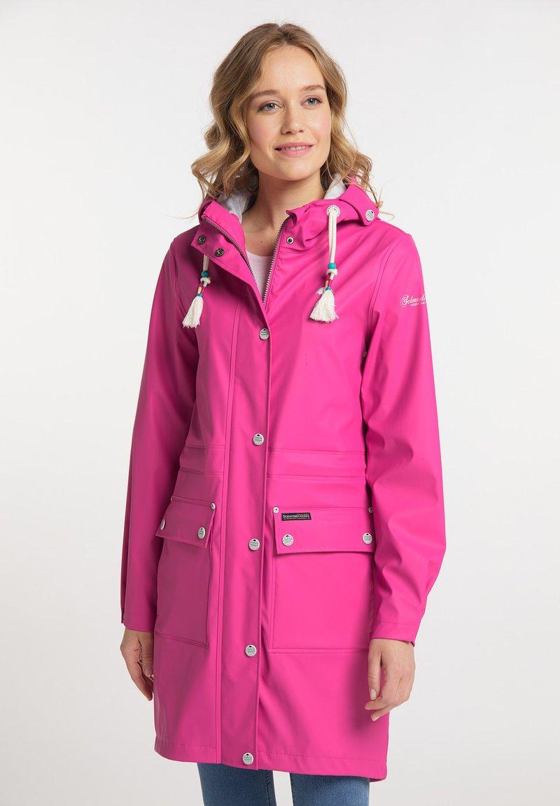 Schmuddelwedda - Waterproof jacket - pink