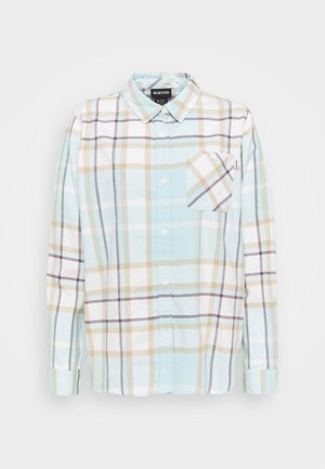 GRACE - Button-down blouse - light blue