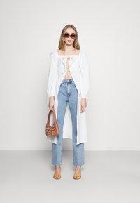 Fashion Union - MAGGIORE - Bluser - white - 1
