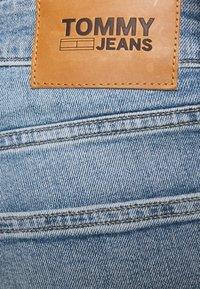 Tommy Jeans - RYAN STRAIGHT - Jeansy Straight Leg - denim - 4
