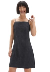 Vans - WM SURF SUPPLY SLIP DRESS - Day dress - black - 0