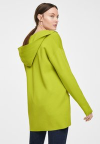 comma casual identity - Cardigan - lime - 2