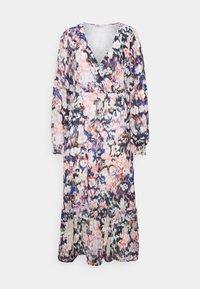 ONLY Tall - ONLZOE MIDI DRESS - Day dress - cloud dancer/rough peatcoat - 0