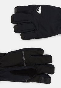 Quiksilver - MISSION - Gloves - true black - 1