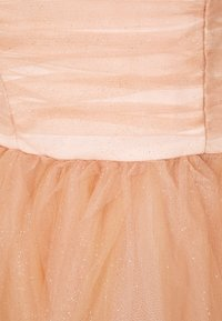 Maya Deluxe - BANDEAU TIERED MAXI DRESS - Occasion wear - champagne - 2