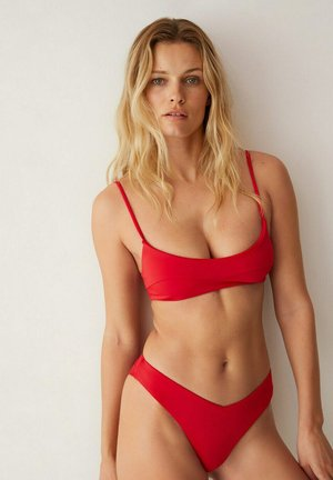 CANDELA - Bikinitop - red