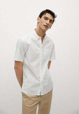 GINZA-H - Shirt - weiß