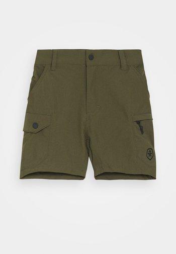 OUTDOOR SIDE POCKETS - Sports shorts - kalamata
