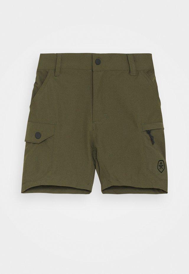 OUTDOOR SIDE POCKETS - Pantaloncini sportivi - kalamata