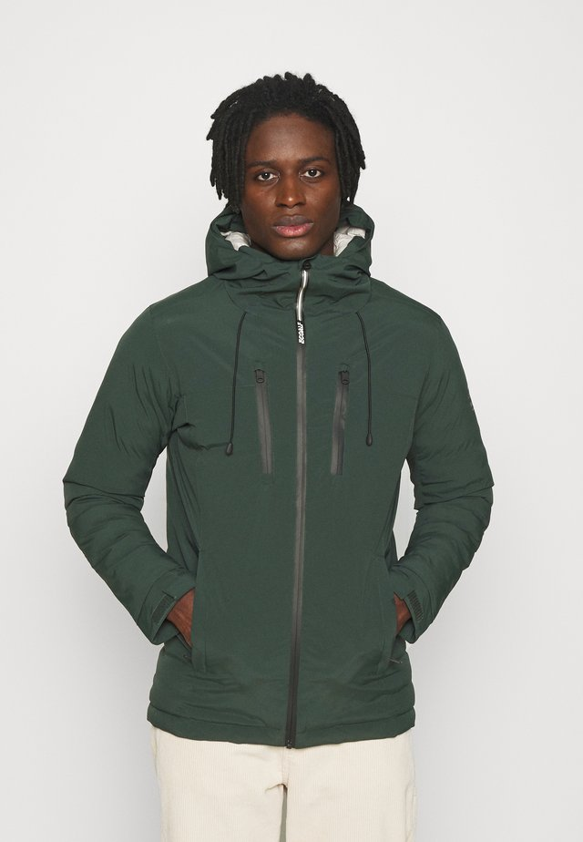 PARIS SAIL SHORT JACKET - Winter jacket - green