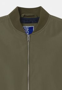 Jack & Jones Junior - Bomber Jacket - dusty olive