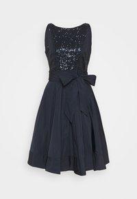 Lauren Ralph Lauren - YUKO-SLEEVELESS-COCKTAIL  - Cocktail dress / Party dress - lighthouse navy - 4