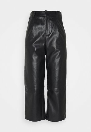 CEDAR TROUSER - Trousers - black