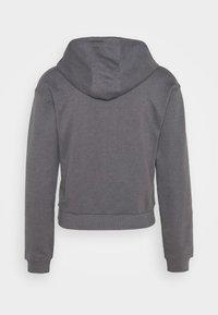 Even&Odd - Hoodie - mottled grey - 5