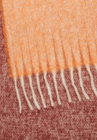Becksöndergaard - INGRID SCARF - Halsduk - dusty orange - 2