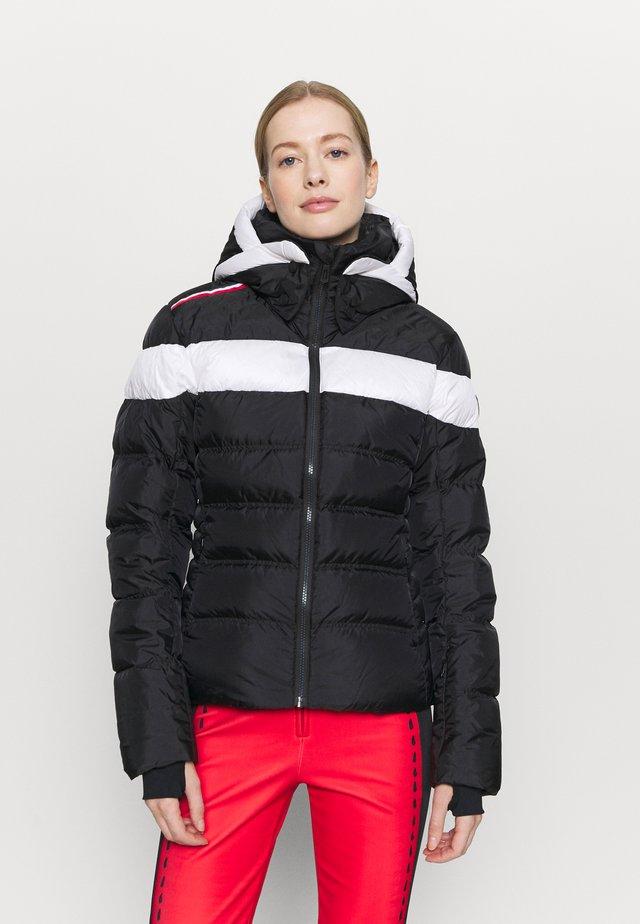 HIVER - Lyžařská bunda - black