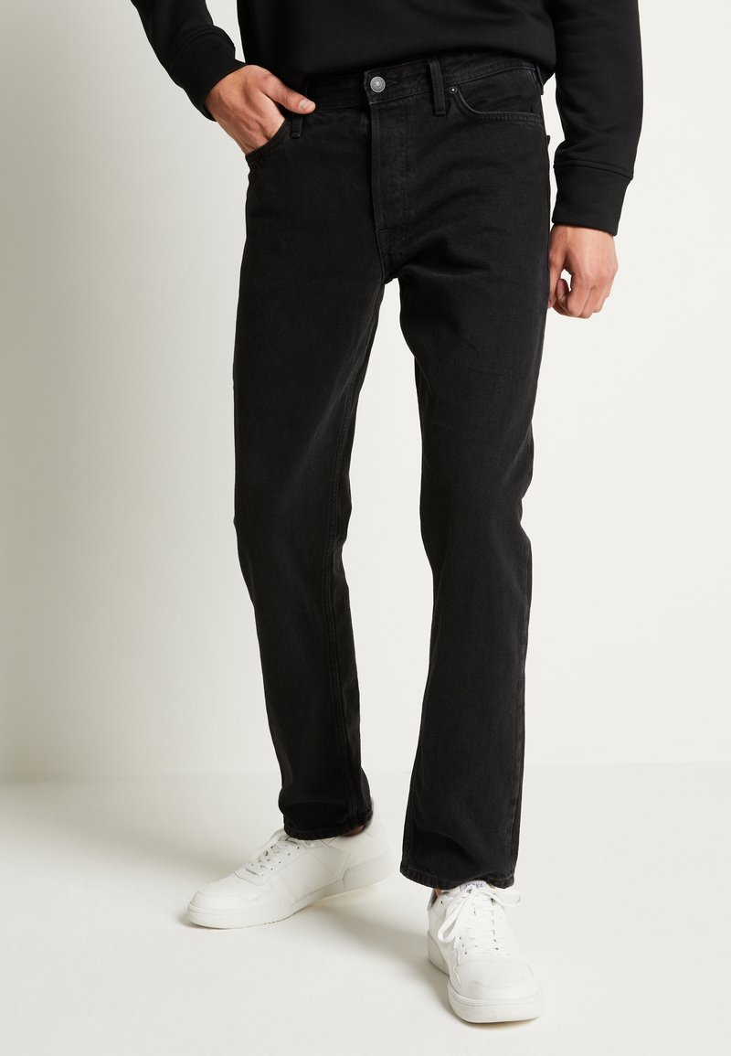 Jack & Jones - JJICHRIS JJORIGINAL - Jeans straight leg - black denim