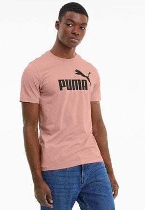 ESSENTIALS - T-shirt con stampa - bridal rose heather