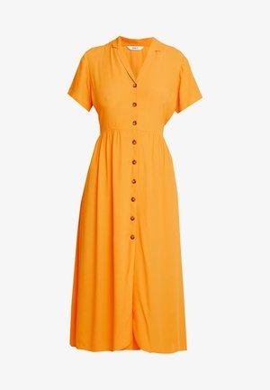 ENNAPLES DRESS - Shirt dress - apricot