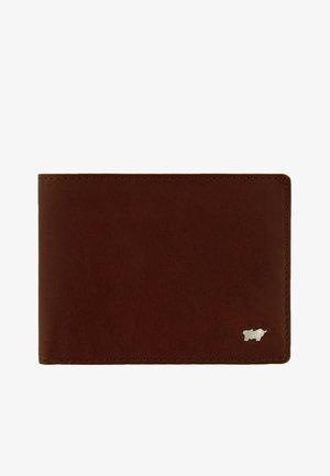 COUNTRY MIT AUSREICHEND STAURAUM - Geldbörse - brown