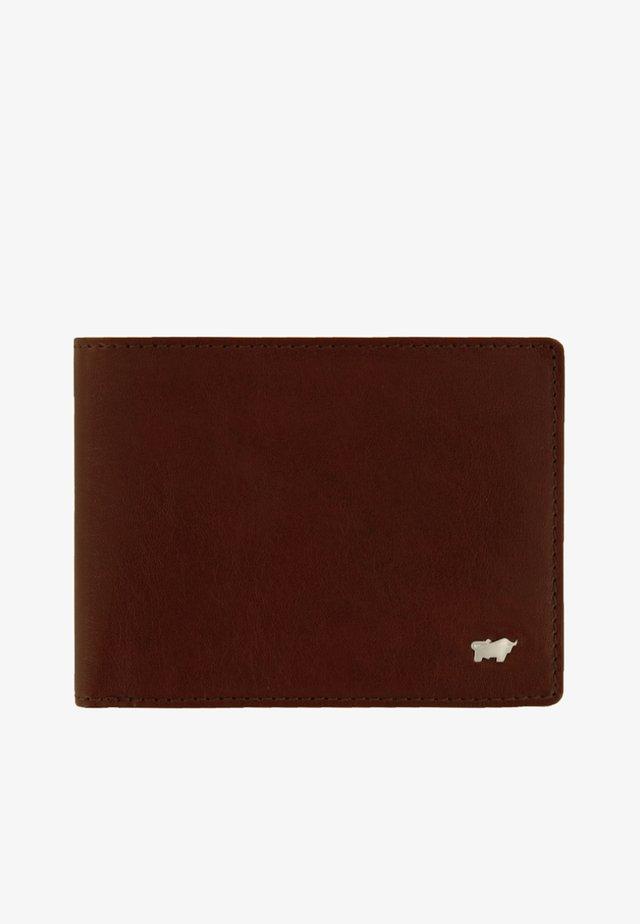 COUNTRY MIT AUSREICHEND STAURAUM - Wallet - brown