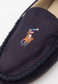 Polo Ralph Lauren - DEZI  - Slippers - navy - 5