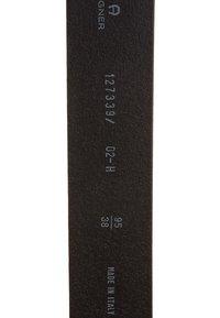 Aigner - Belt business - black - 2