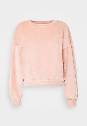 ONLALVA - Sweatshirts - misty rose