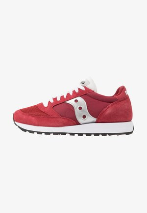 JAZZ VINTAGE - Sneakers basse - red/white/silver