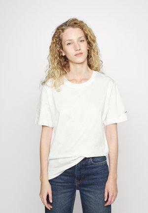 TEECHY - Basic T-shirt - ecru