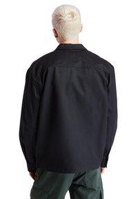 Timberland - YC WORKWEAR JACKET - Summer jacket - black - 2