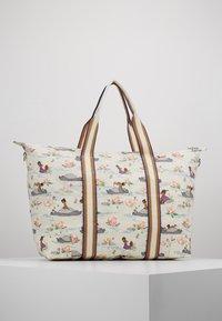 Cath Kidston - DISNEY FOLDAWAY OVERNIGHT BAG - Weekend bag - rich cream - 2