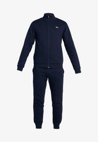 Lacoste Sport - TRACKSUIT - Dres - navy blue - 8