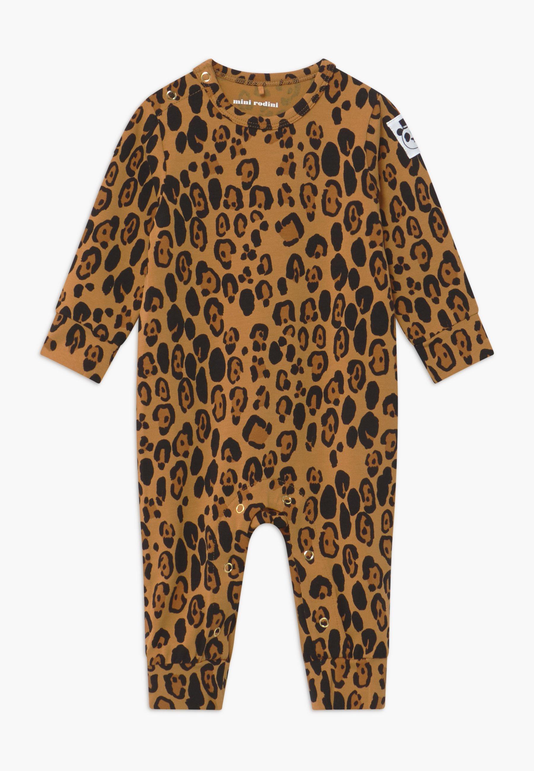 Kinder BABY BASIC LEOPARD - Jumpsuit