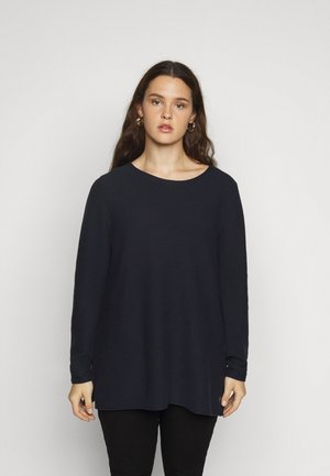 STRUCTURED - Jumper - sky captain blue