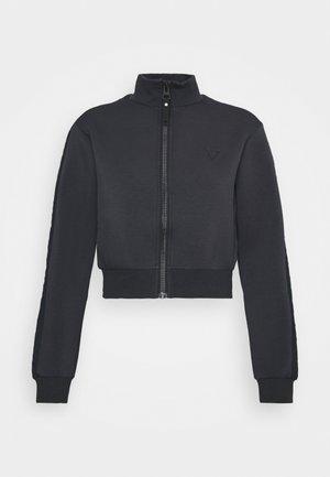 SCUBA ALLIE FULL ZIP - Zip-up sweatshirt - blue graphite grey