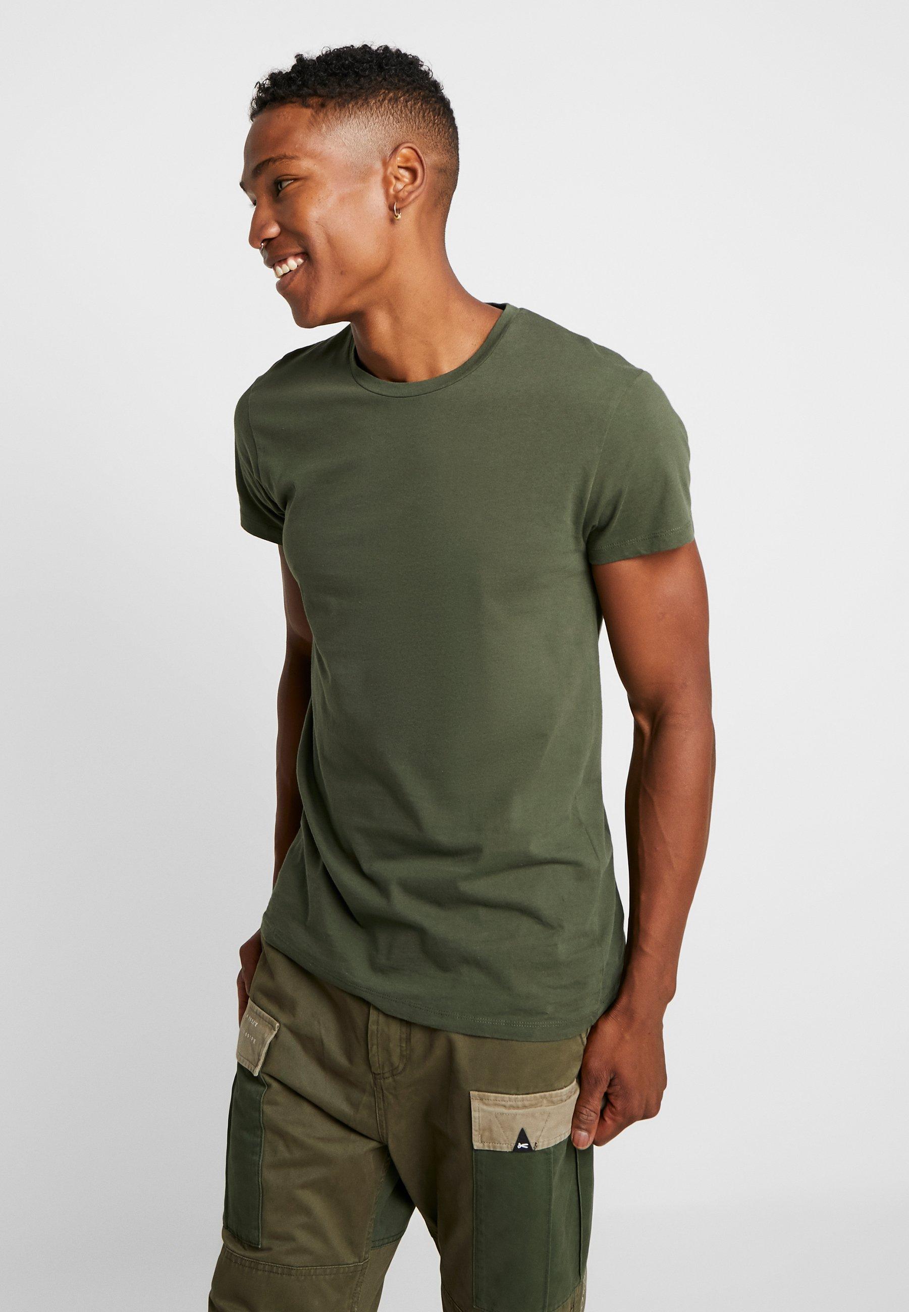 Men KRONOS - Basic T-shirt