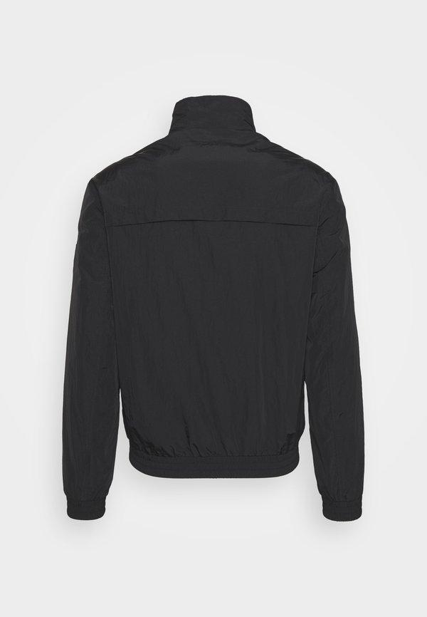 Calvin Klein CRINKLE EASY - Kurtka przejściowa - black/czarny Odzież Męska LHFX