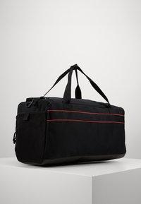 Nike Performance - UTILITY S DUFF - Sports bag - black/track red - 2