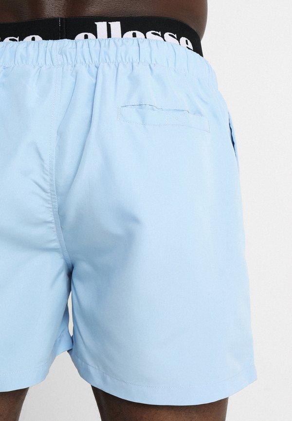 Ellesse TEYNOR - Szorty kąpielowe - light blue/jasnoniebieski Odzież Męska MZYH
