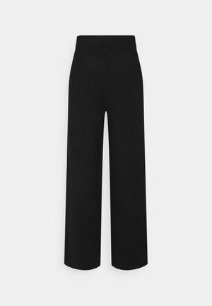 PANTOUFLE - Trousers - noir