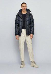 BOSS - DAKIL - Down jacket - dark blue - 1