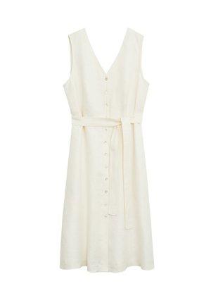 GALLITO - Robe d'été - cremeweiß