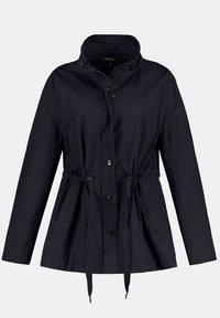 Ulla Popken - Light jacket - bleu marine - 3