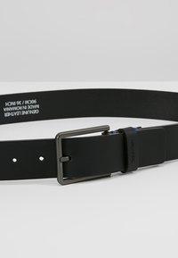 Calvin Klein - ESSENTIAL PLUS BELT - Formální pásek - black - 4