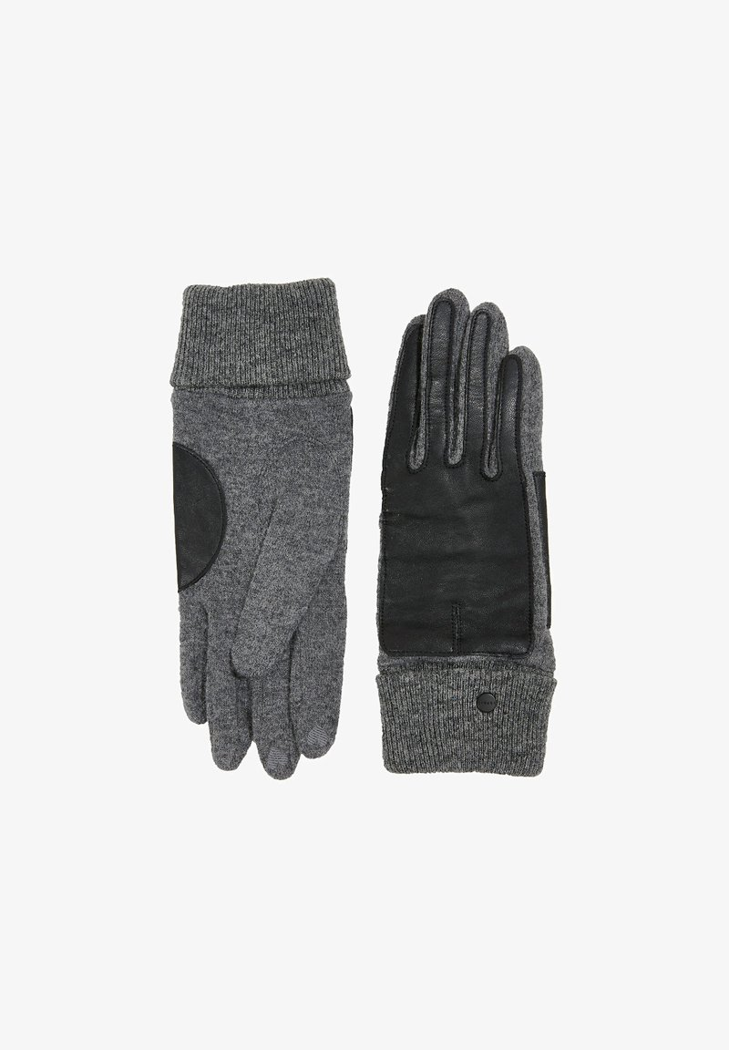 Esprit - Gloves - anthracite