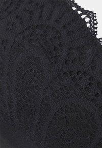 DORINA - PEARL - Underwired bra - black - 2