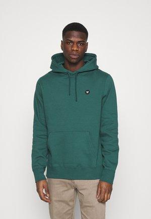 IAN HOODIE - Sweatshirt - faded green