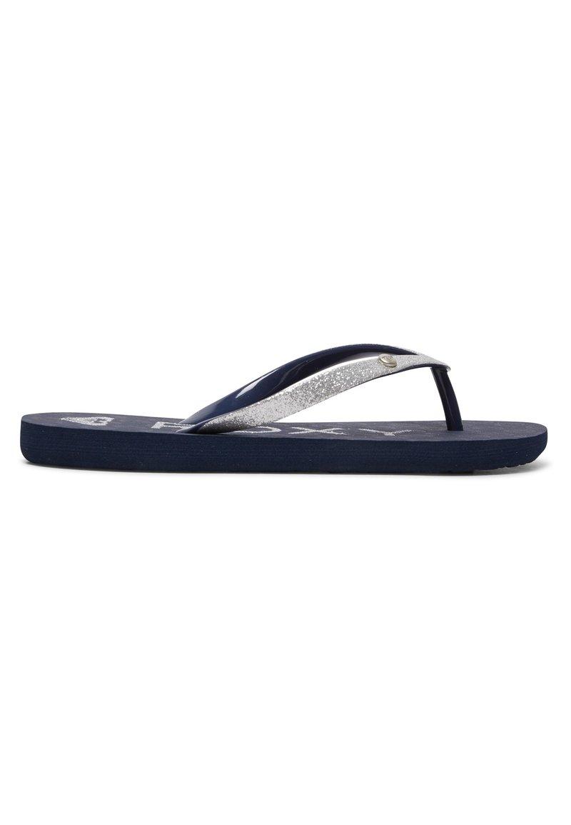 Roxy - VIVA GLITTER  - Pool shoes - navy